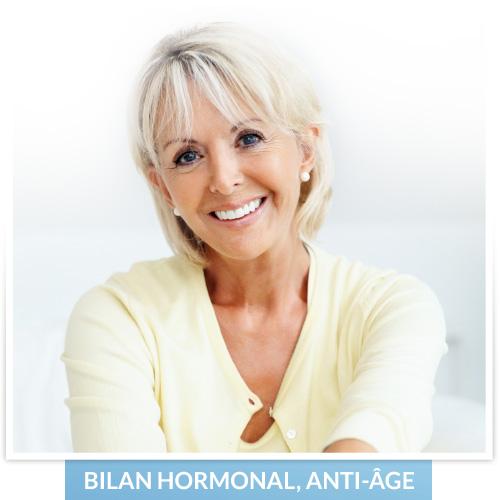 Bilan hormonal